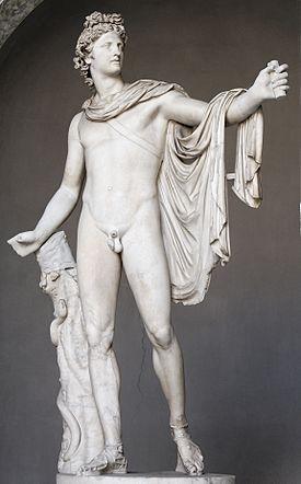 Маленьким пенисам античных статуй нашлось научное объяснение (1)