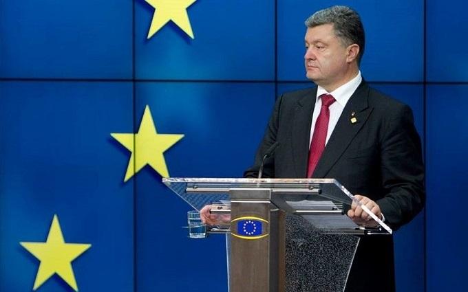 Україна усвідомлює свої гріхи, але хоче йти вперед: повний текст статті Порошенка про ЄС