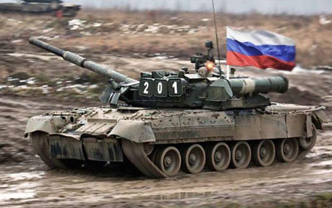 Біля кордонів України зафіксували нові путінські танки: опубліковано фото