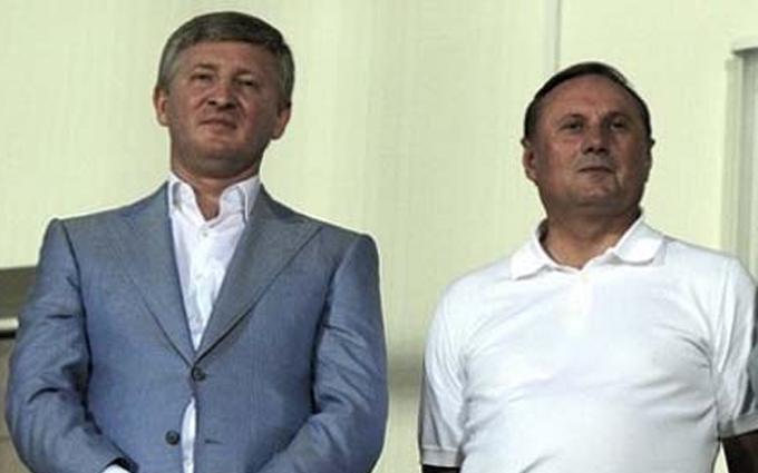 Стало відомо про роль Ахметова у долі затриманого за сепаратизм Єфремова (1)