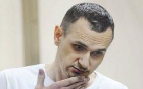 Российская партия просит помиловать Сенцова - появилась реакция Путина