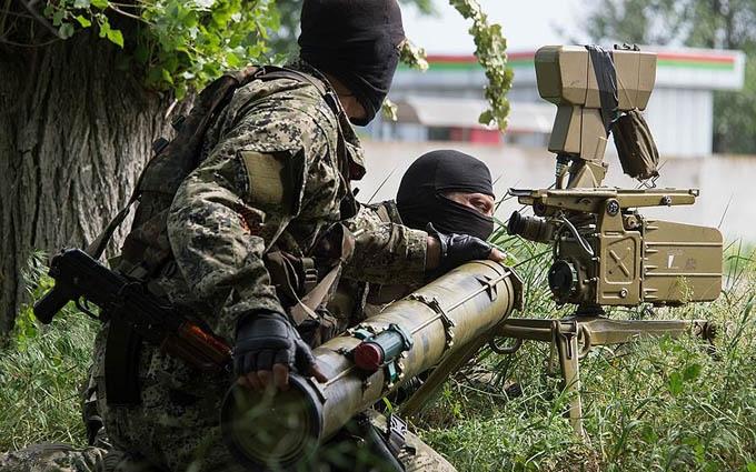 Загострення на Донбасі: бойовики б'ють з важких мінометів