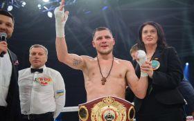 Беринчик эффектно победил Кристобаля и завоевал титул WBO International: полное видео боя
