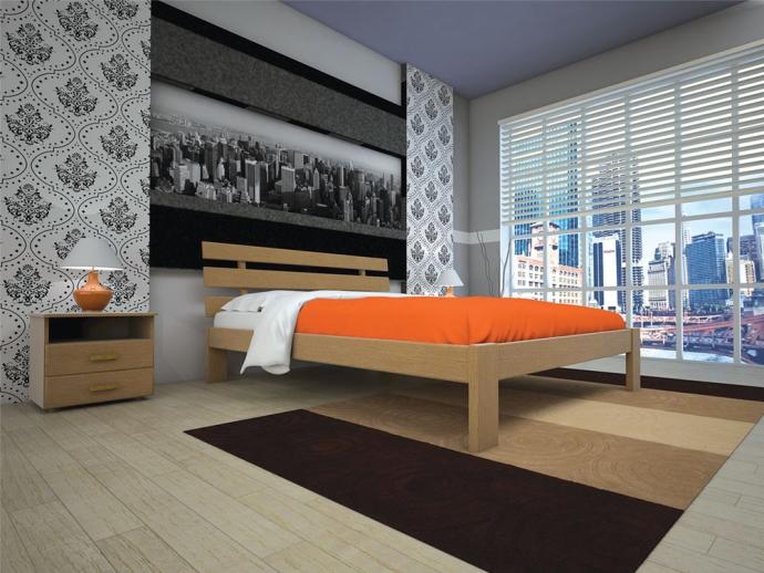 Дерев'яні ліжка. Як зробити правильний вибір? (1)