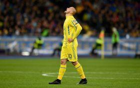 Украина-Хорватия: Шевченко прокомментировал поражение
