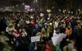 Массовые протесты в Румынии: полиция применила слезоточивый газ, опубликованы фото
