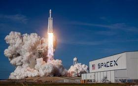 Маску нещастить: SpaceX скасувала запуск ракети Falcon-9 за хвилину до старту
