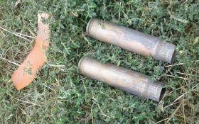 Под Днепром дети подорвались на боеприпасах
