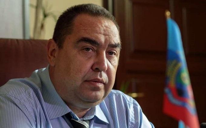 """Ватажка ЛНР в Луганську зневажають за злодійство і """"бізнес"""" на крові - очевидець"""
