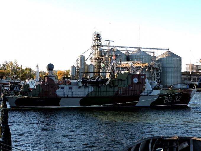 """""""Донбасс"""" в строю: Украина усилила охрану в Азовском море (2)"""