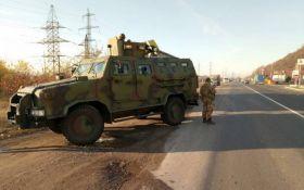 На Закарпатье пограничники проводят масштабную спецоперацию