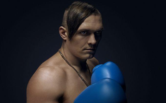 Усик триумфально ворвался в Топ-10 лучших боксеров мира