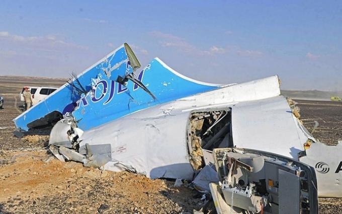 Спецслужби США дізналися, хто підірвав російський літак в Єгипті