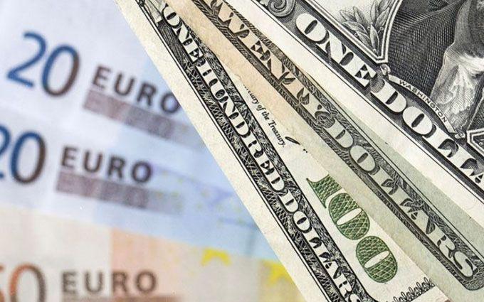 Курсы валют в Украине на вторник, 17 апреля