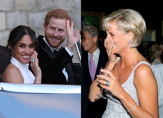 Королівське весілля: стало відомо, що принц Гаррі подарував Меган Маркл (1)