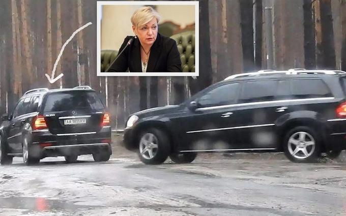 Журналисты увидели у Гонтаревой новый недешевый джип: опубликовано фото