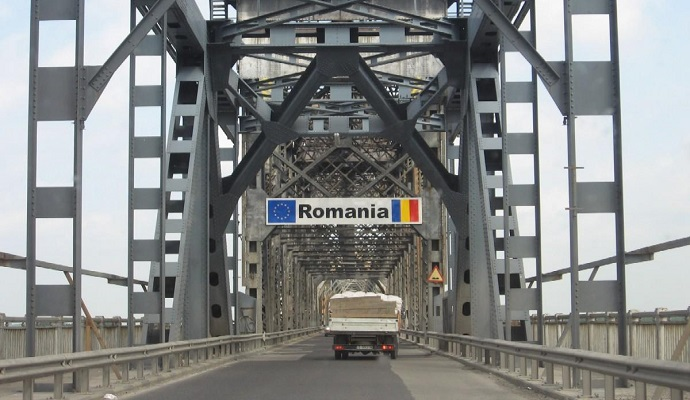 60 человек пытались незаконно въехать в Румынию