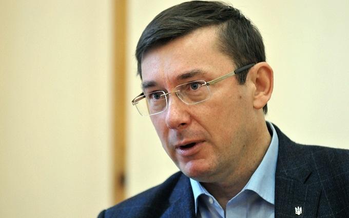 Луценко пообіцяв показати фотороботи підозрюваних у вбивстві Шеремета