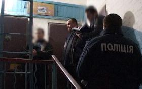 В Киеве произошло убийство: появилось фото с места ЧП