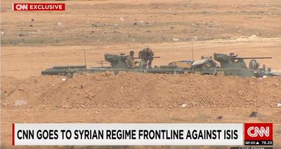Журналисты случайно засняли российские войска во время наземной операции в Сирии (2)
