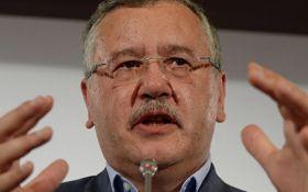 Гриценко не комментирует кандидатуры от «Гражданской позиции» в сфере нацбезопасности и обороны