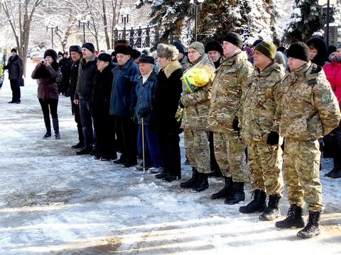 В Старобельске прошло торжество в честь 73 годовщины освобождения (8 фото) (1)
