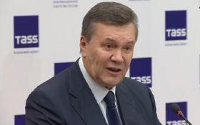 Янукович розповів, як його хотіли вбити під Мелітополем