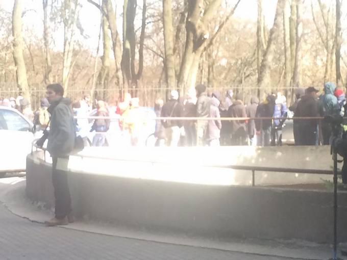 Во Львове скандал из-за ЛГБТ-фестиваля: опубликованы фото (1)