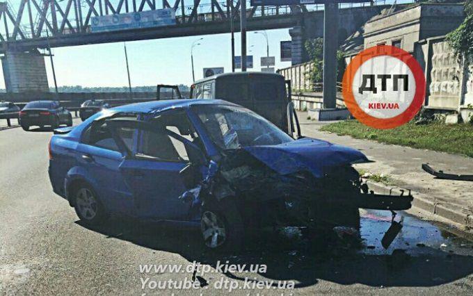 Смертельна ДТП в Києві: з'явилося відео з місця аварії