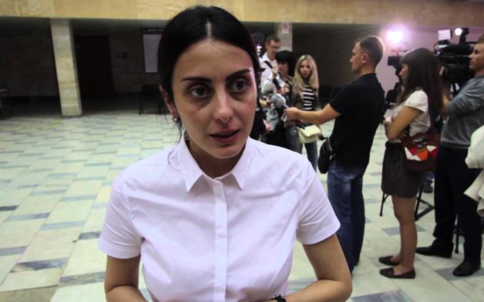 Вбивство Шеремета: Деканоїдзе поспілкувалася з ФБР і озвучила прохання