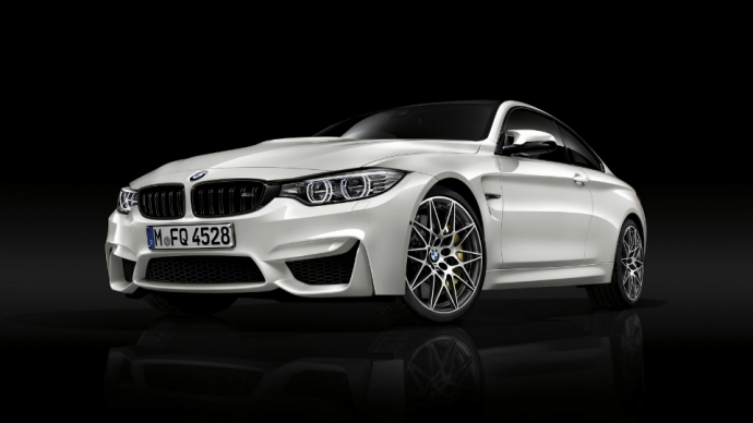 BMW M3 и M4 получили спортпакет Competition Package
