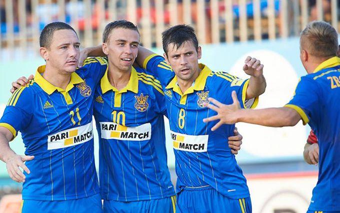 Українські футболісти виграли суперфінал Євроліги: опубліковано відео