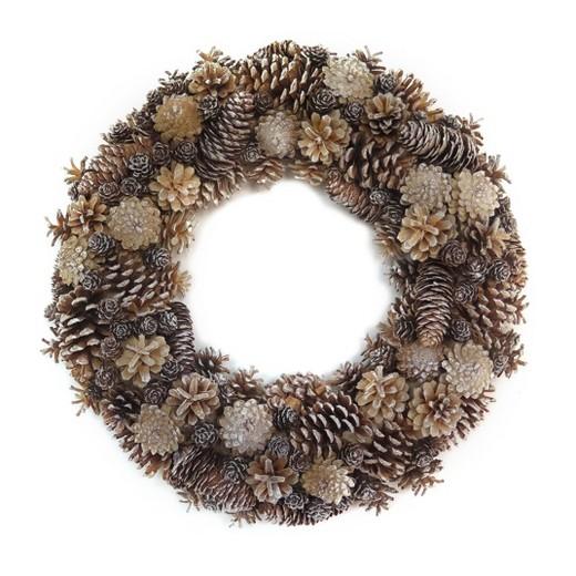 Как украсить дом на Новый год 2018: рождественский и новогодний декор своими руками (1)