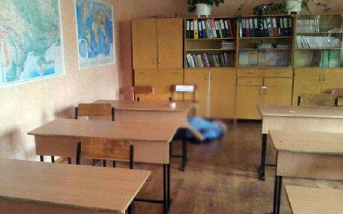 В Краматорске директор школы умер во время ВНО