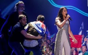 Джамала впервые прокомментировала выходку Седюка на Евровидении