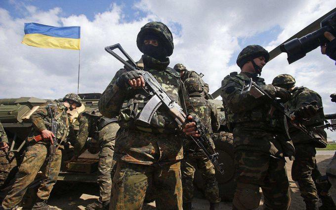 На Донбасі завершується АТО, - голова Генштабу ЗСУ
