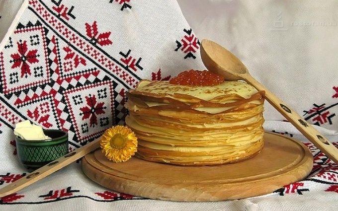 Масленица в Украине: как за год подорожали продукты на блины