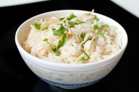 Рисовый пилав с вермишелью