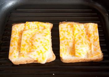 Хлеб + сыр