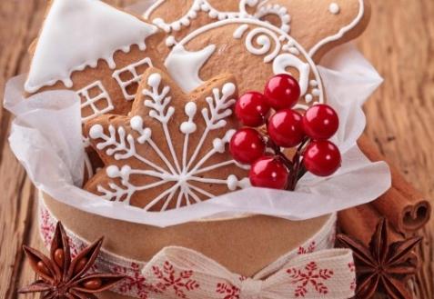 рождественское печенье с гвоздикой рецепт