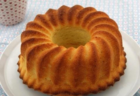 Сметанный кекс