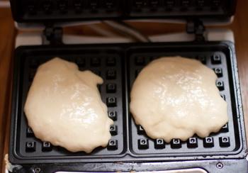 вафли в ростере рецепты