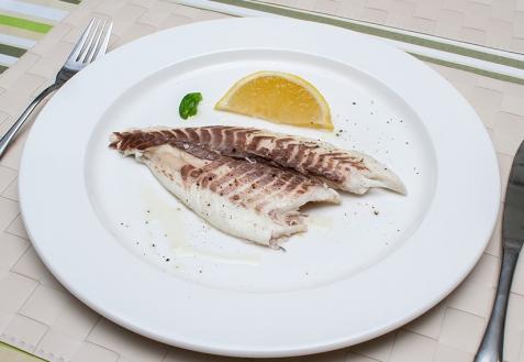 Рыба в соли (видео)