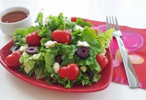 Рецепт - Салат
