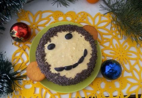 Рецепт на Новый год: Торт