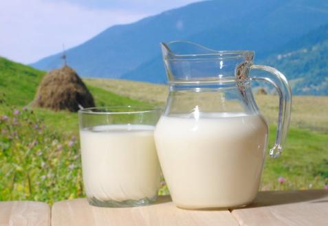 Буйволиное молоко
