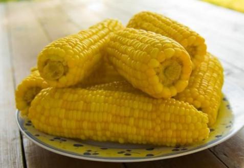 Вареная кукуруза на зиму