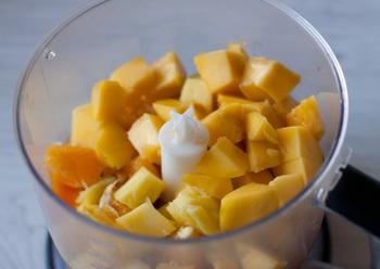+ ягоды и фрукты