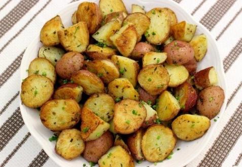 Картофель по-мексикански