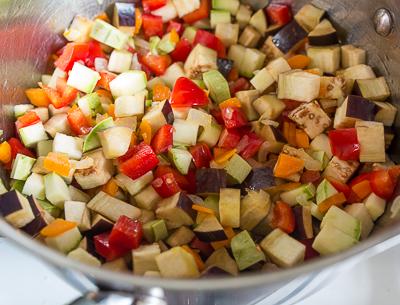 + остальные овощи